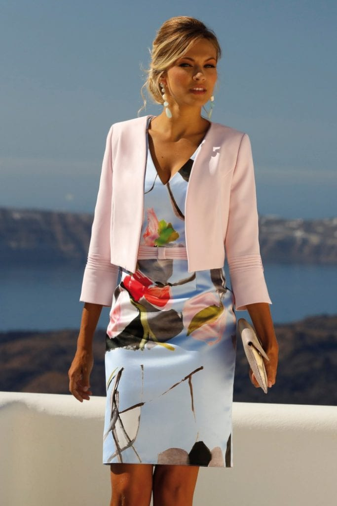 linea raffaelli s set  jacket    dress