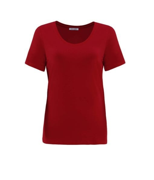 Tops & Shirts-Dolcezza-21500--Rood