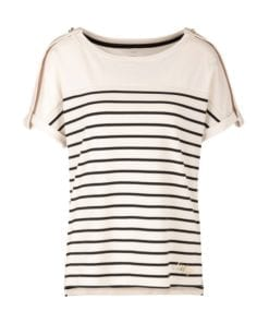 Tops & Shirts-Marc cain collection-QC 48.01 J16--Blauw