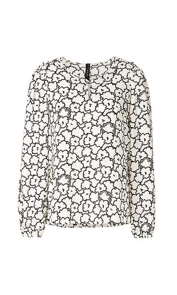 Blouses-Marc cain collection-RA 51.03 W38--Wit