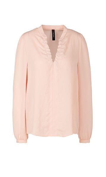 Blouses-Marc cain collection-RC 51.14 W39--Oranje